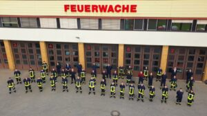 Feuerwehrausbildung in Corona Zeiten