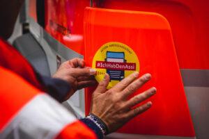 Abbiegeassistenten – Förderung für Feuerwehrfahrzeuge