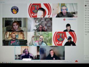 Gemeinsames Online-Meeting KFV-LOS